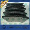 通井机刹车片钻机配件高耐磨石油钻机刹车块|ZJ45钻机配件|制动片