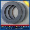 气动离合器57.61.62.64 72齿摩擦片带齿刹车片制造商