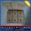 石油机械刹车片|YWZ8-400制动摩擦衬垫|刹瓦|防爆刹车片